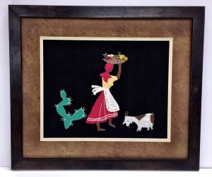 Marlene Loudan needlework  2 (custom framing, gallery)